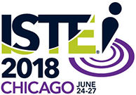ISTE 2018 Logo Full Logo Full Color
